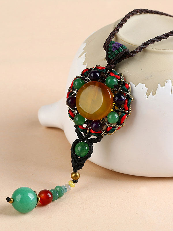 Let It Be Me Chinese style Necklace