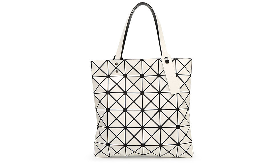 Unique&Fashion Geometry Shard Lattice Handbag