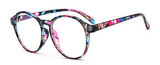 You Need It Floral Glasses Frame - FIREVOGUE