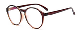 You Need It Pure Color Glasses Frame - FIREVOGUE