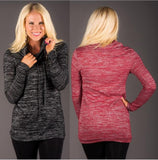 Necking Order Casual Top - FIREVOGUE