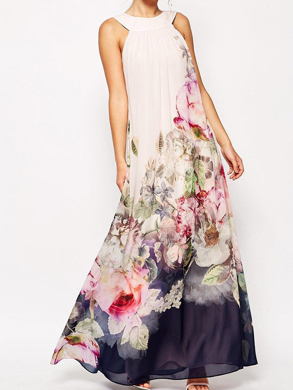 If You've Got it Floral Maxi Dress