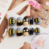 Cute Batman False Nails/fake Nails - FIREVOGUE