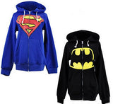 Super Hero Sweatshirt - FIREVOGUE