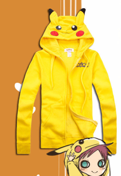 Pockmon Pikachu Sweatshirt - FIREVOGUE