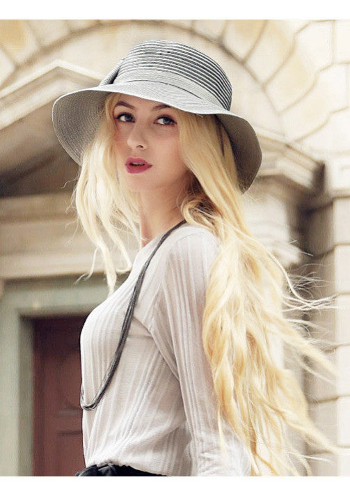 Mesh Hall Floppy Hat - FIREVOGUE
