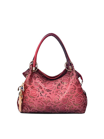 Lost And Found Carve Patterns Handbag