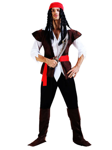Pirates of the Caribbean Halloween's Costume