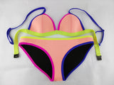 Know Your Brights Bikini Set