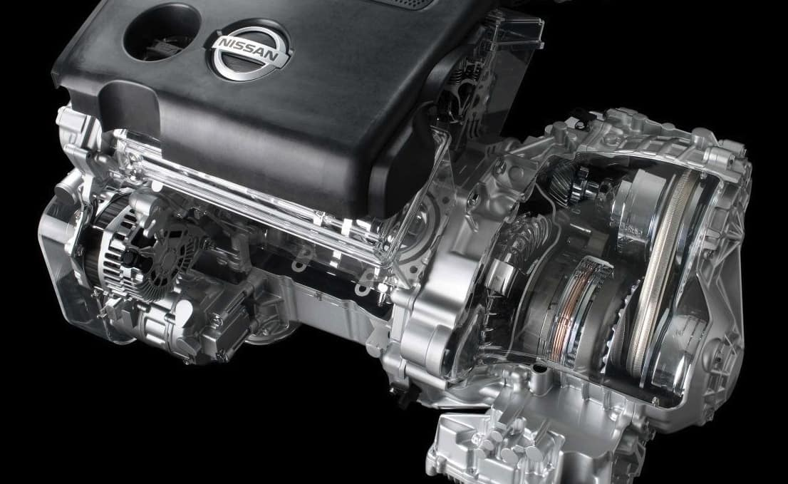 How to program a Nissan CVT Transmission