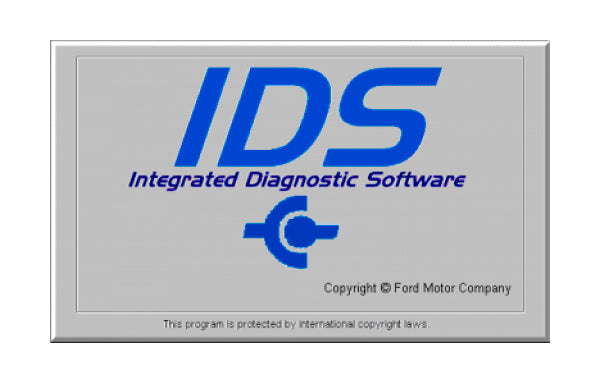 Ford IDS Software License Subscription