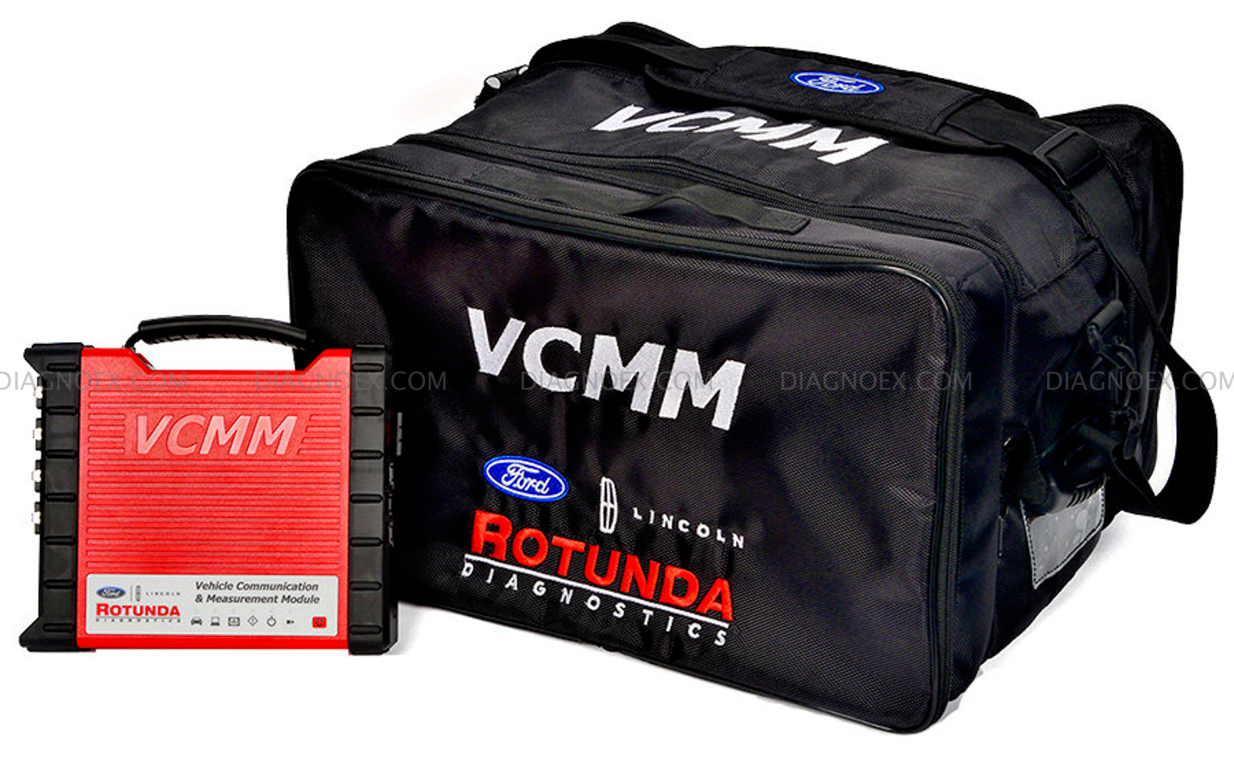 Ford VCMM Advanced Kit 164-R9823 with Gateway Module Breakout Box
