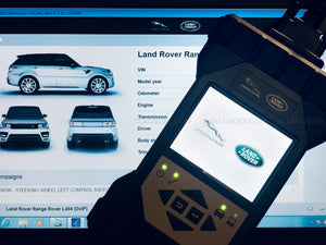 Jaguar LandRover DoIP VCI Pathfinder Interface