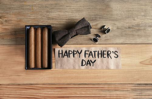 Father's Day Full-Bodied Premium Cigar Gift Ideas