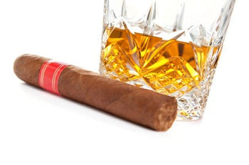 Cigar and Liquor