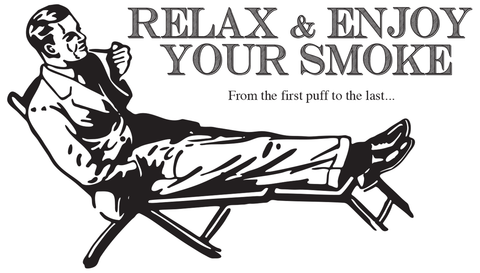 Relax and enjoy your Pipe