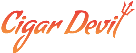 Cigar devil logo
