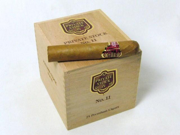 Private Stock Cigars by Davidoff