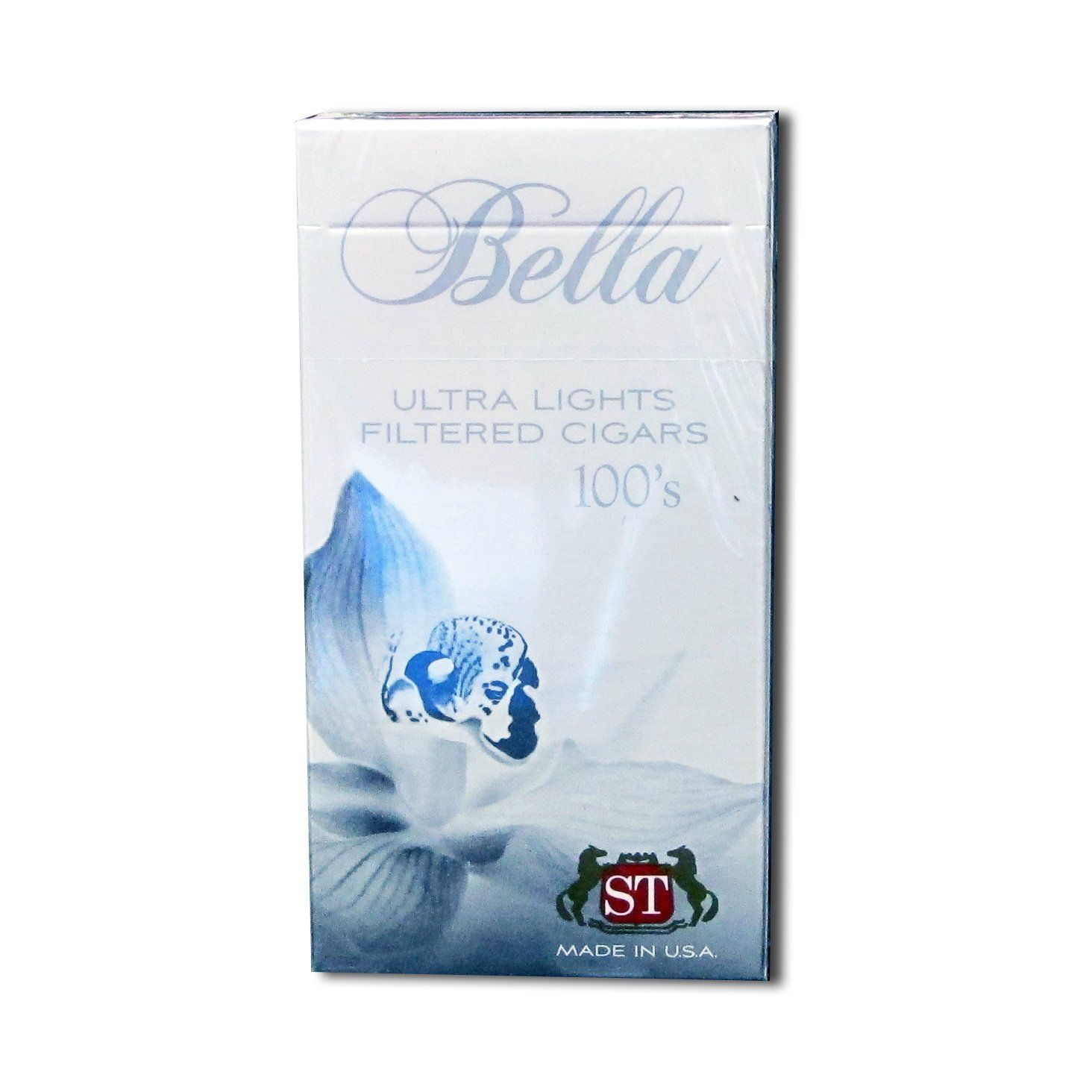Bella Silver Little Cigars