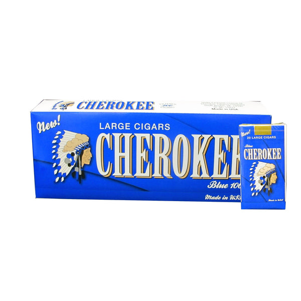 Cherokee Mellow Little Cigars