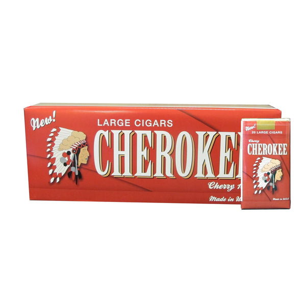 Cherokee Cherry Little Cigars