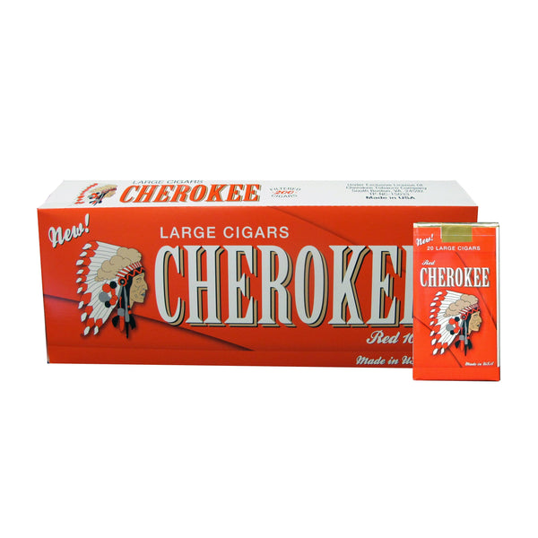 Cherokee Full Flavor Little Cigars