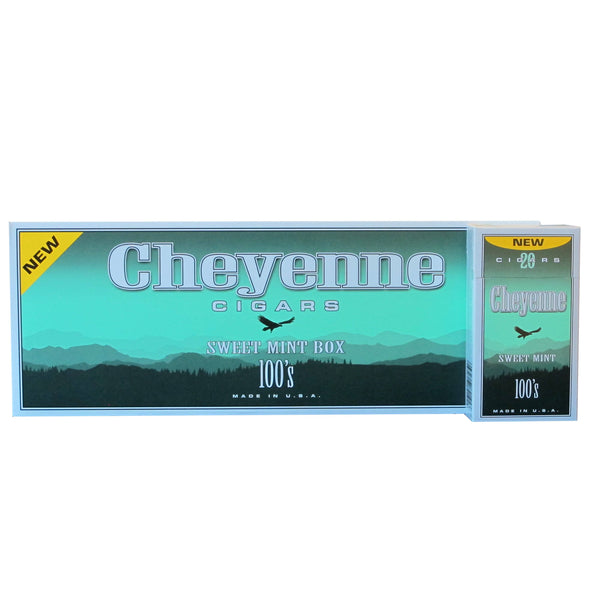 Cheyenne Sweet Mint Little Cigars