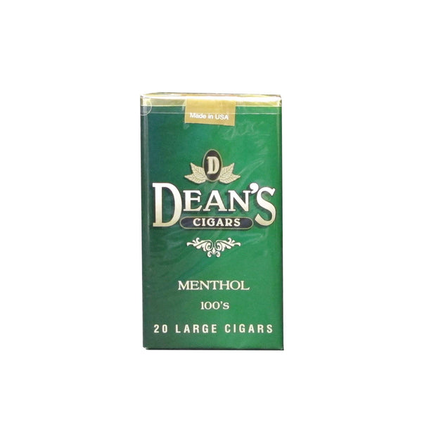 Dean's Menthol Little Cigars
