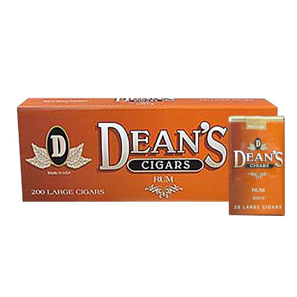 Dean's Rum Little Cigars