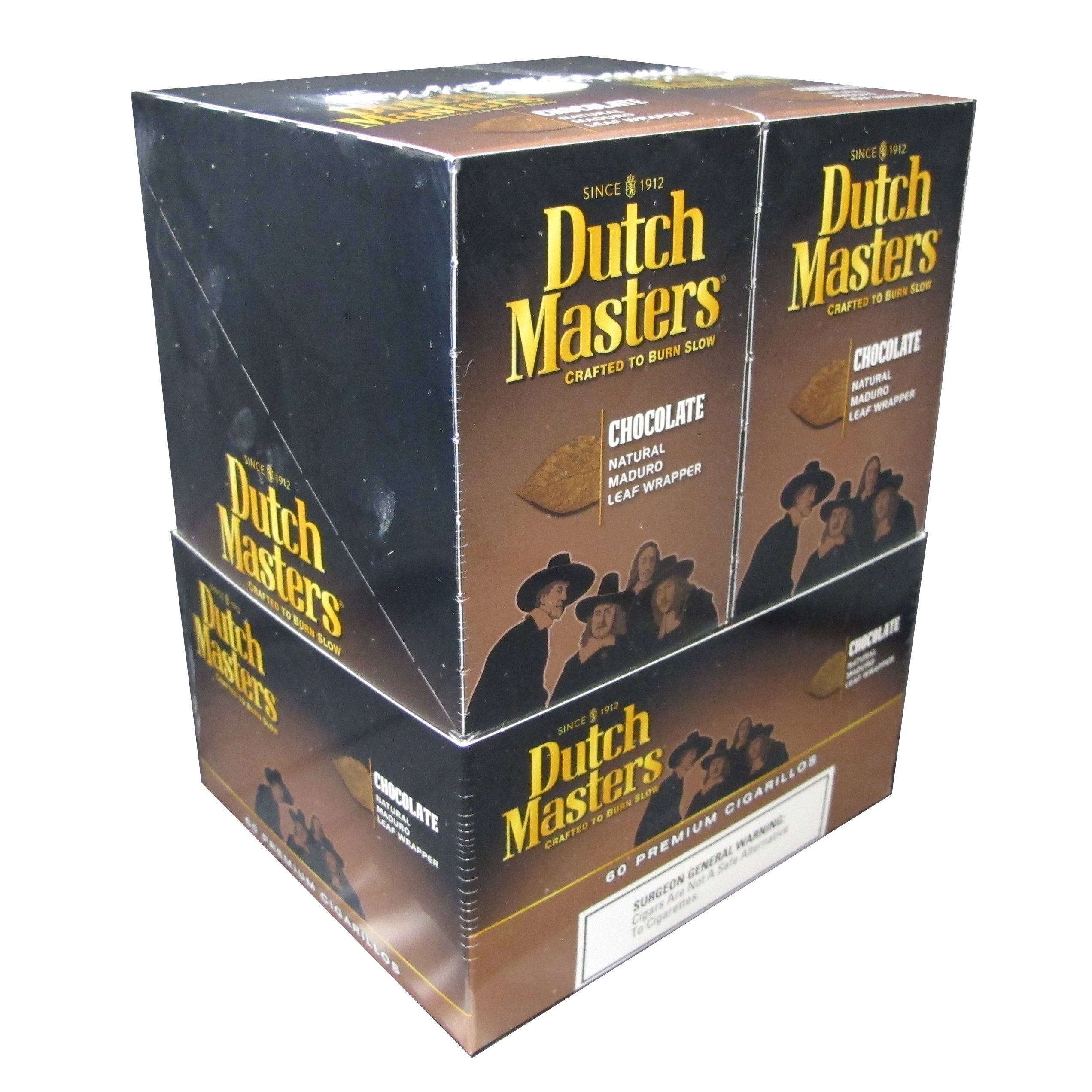 Dutch Masters Chocolate Cigarillos