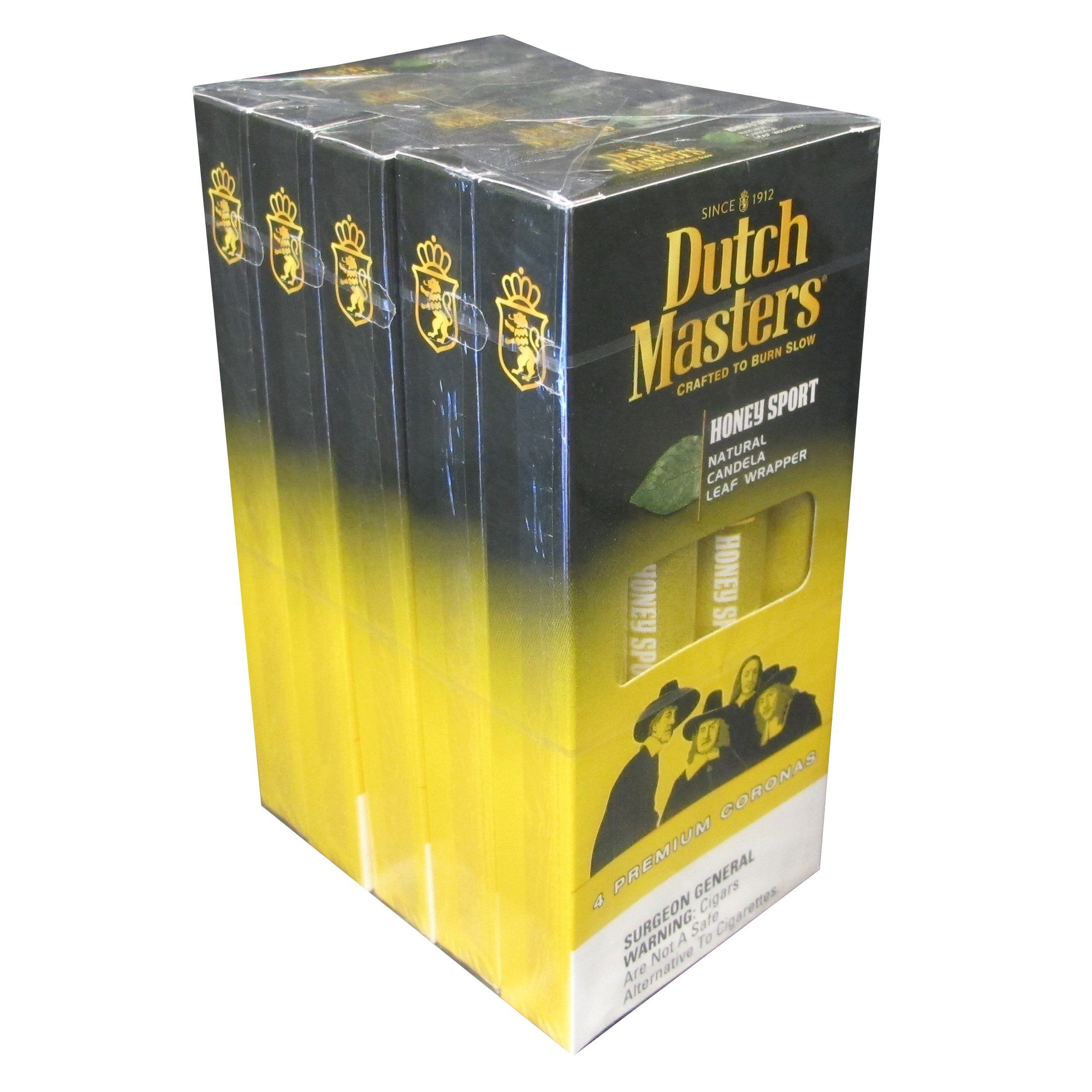 Dutch Masters Honey Sports Cigars