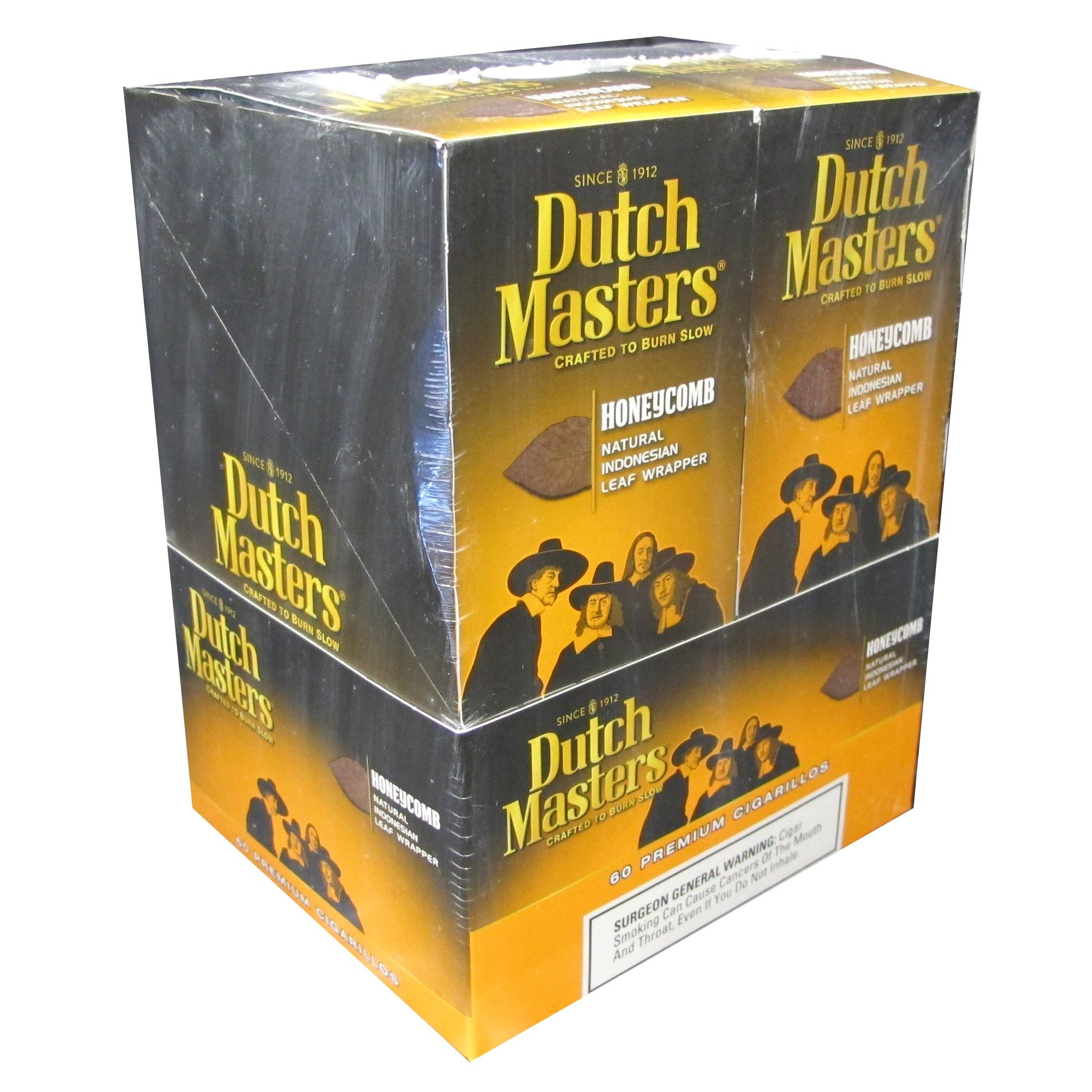 Dutch Masters Honeycomb Cigarillos