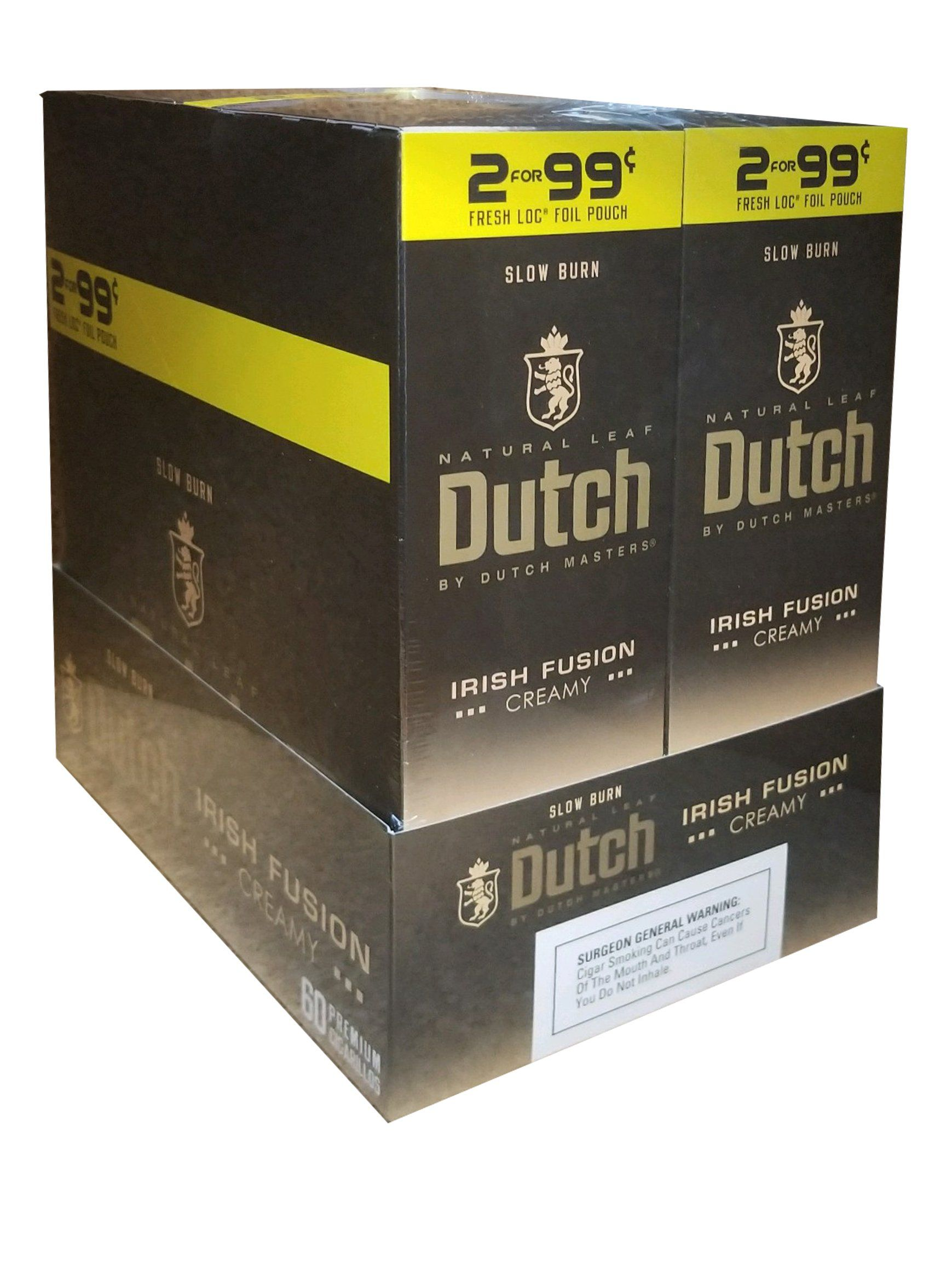 Dutch by Dutch Masters Irish Creme Cigarillos