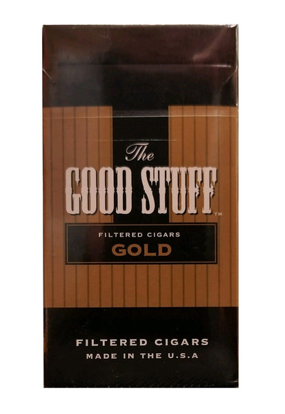 Good Stuff Gold Little Cigars