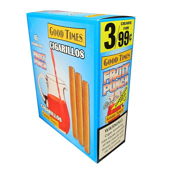 Good Times Fruit Punch Cigarillos