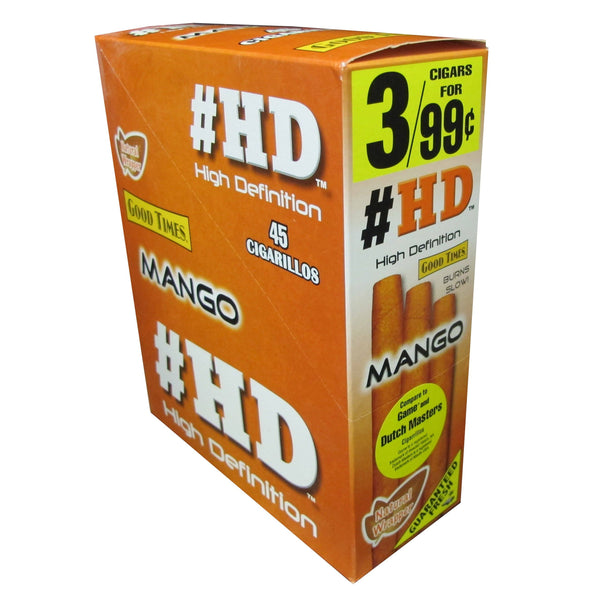 Good Times HD Mango Cigarillos