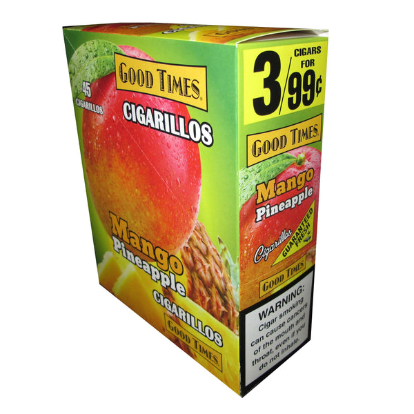 Good Times Mango Pineapple Cigarillos