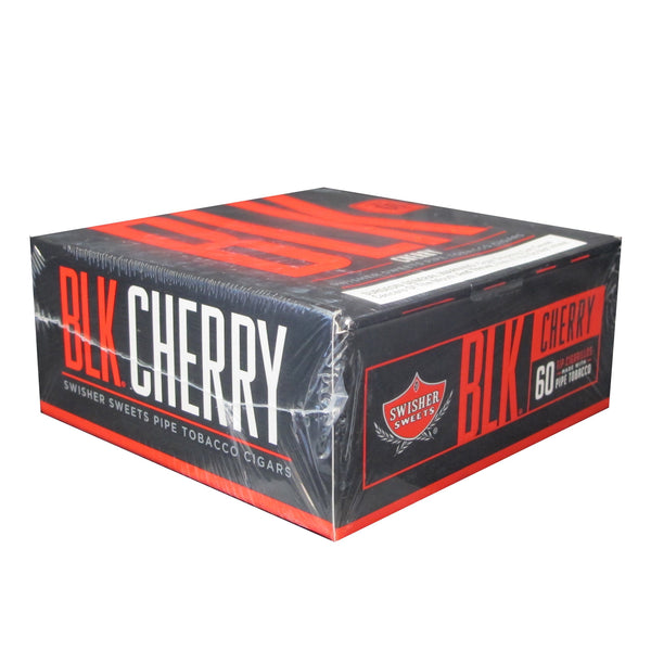 Swisher Sweets BLK Cherry Tip Cigarillos