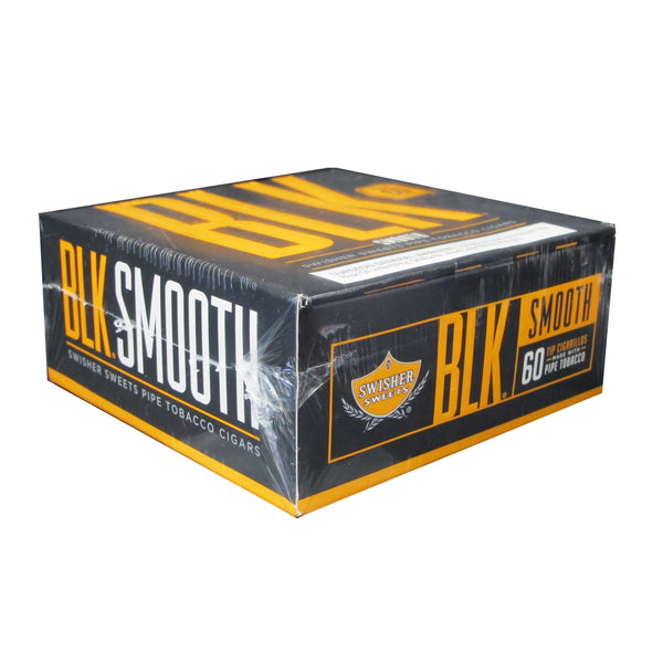 Swisher Sweets BLK Smooth Tip Cigarillos