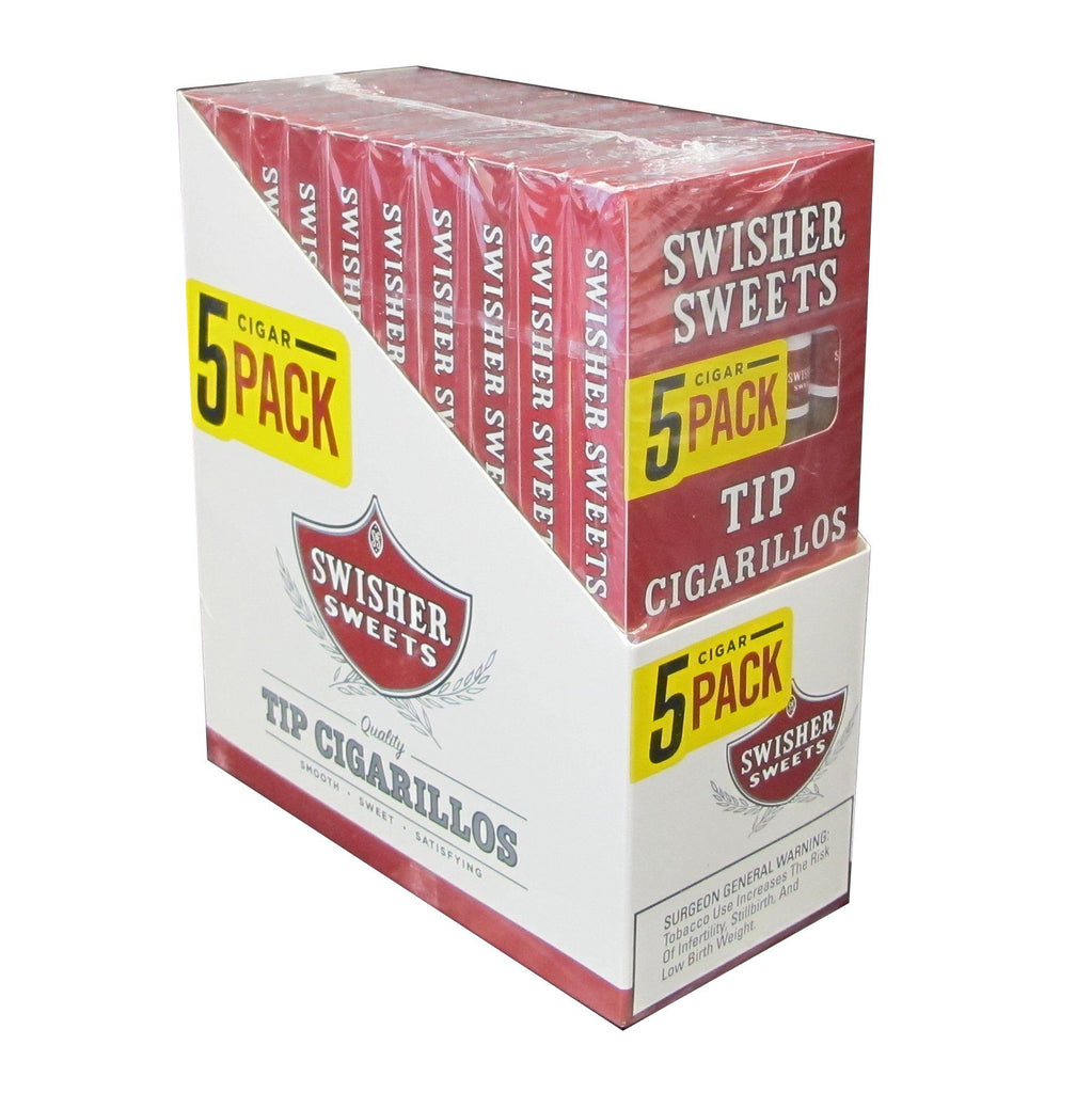 Swisher Sweets Tip Cigarillos
