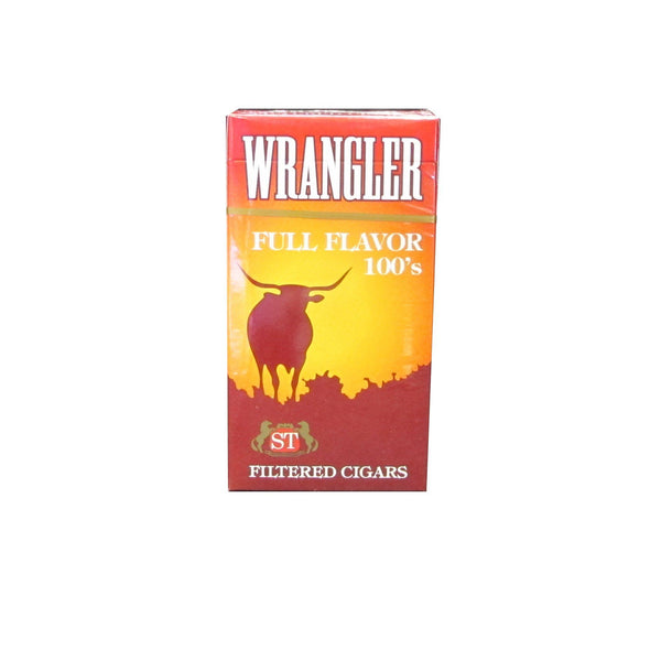 Wrangler Full Flavor Little Cigars