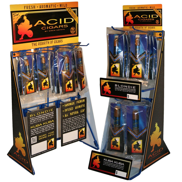 Acid Blue Cigars