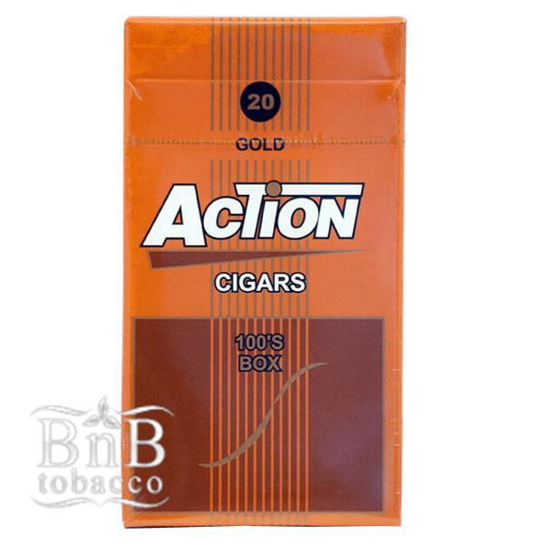 Action Gold Little Cigars