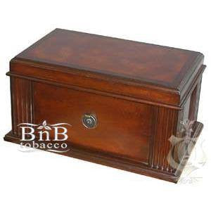 Amalfi Antique Cigar Humidor (50ct)