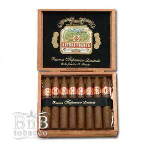 Arturo Fuente Don Carlos Cigar Box