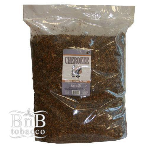 Cherokee Silver (Ultra Light) Pipe Tobacco