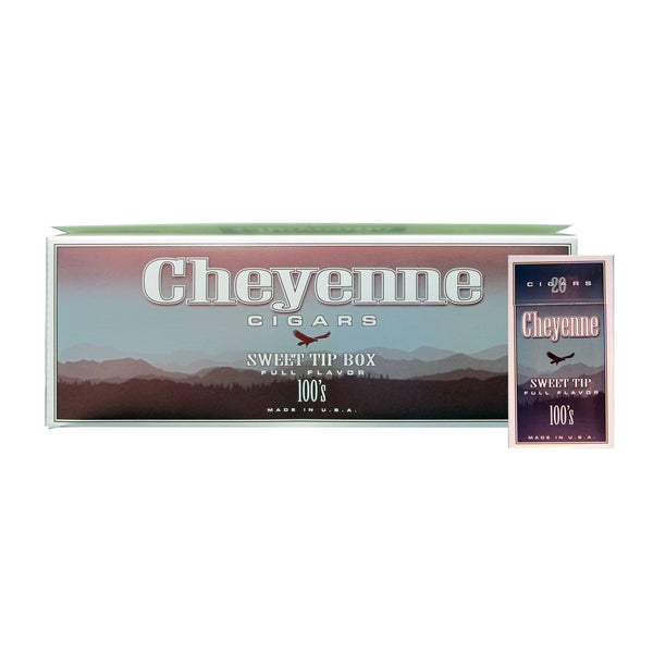 Cheyenne Sweet Tip Little Cigars