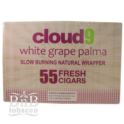 Cloud 9 White Grape Palma Cigars