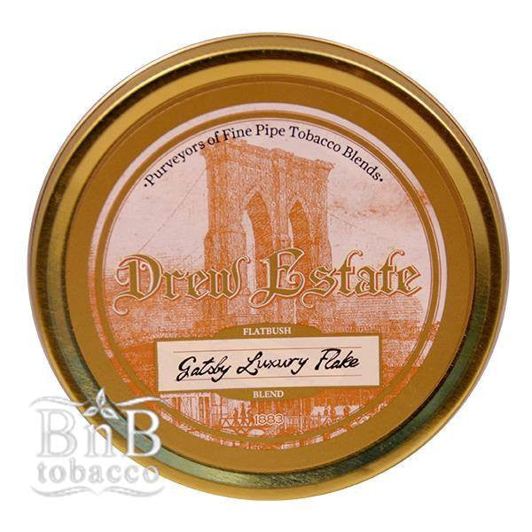 Drew Estate Gatsby Luxury Flake Pipe Tobacco