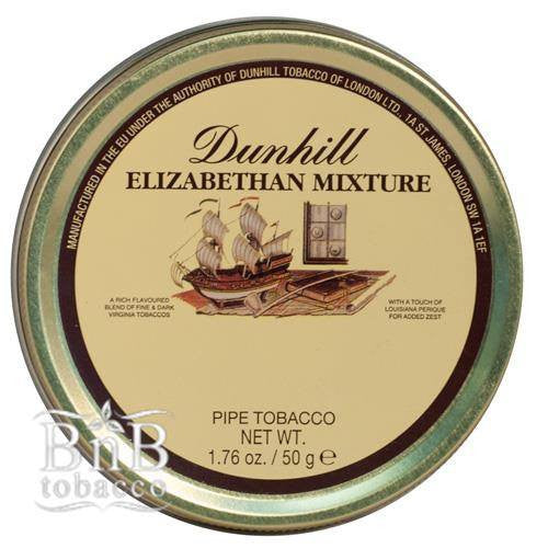 Dunhill Elizabethan Mixture Pipe Tobacco